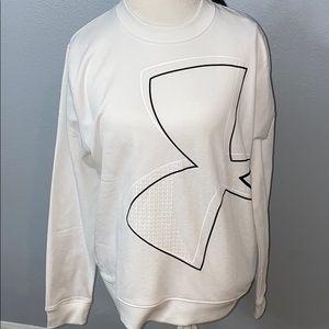 Under Armour Sweatshirt XL NWT